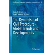 The Dynamism of Civil Procedure - Global Trends and Developments 2016 by Colin B. Picker