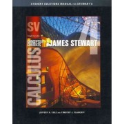 Student Solutions Manual (Chapters 1-8) for Stewart's Single Variable Calculus: Concepts and Contexts, 4th by James Stewart