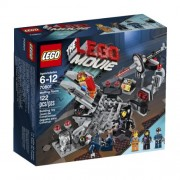 LEGO THE MOVIE 70801 figura de juguete para niños - figuras de juguete para niños (Multicolor, Niño)