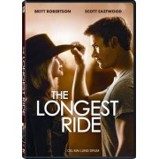 The Longest Ride:Britt Robertson - Cel mai lung drum (DVD)