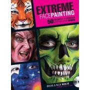Extreme Face Painting by Brian Wolfe