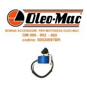 bobina per motosega oleomac 956 - 962 - 965