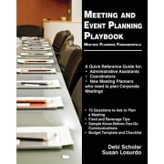 Meeting and Event Planning Playbook by Debi Scholar