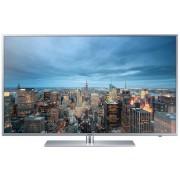 Televizor LED Samsung UE55JU6410, Smart, Full HD, PQI 1000, USB, HDMI, Diagonala 55 Inch, Wi-Fi incorporat, Tuner Digital DVB-T/C, Metalic
