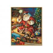 De Kerstman en de Spoorweg