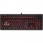 Tastatura gaming mecanica Corsair Strafe Cherry MX Blue EU