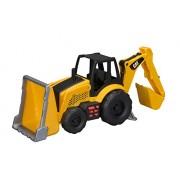 Toy State - Job Site Machine L&S: 4 Asstd, Backhoe (35645)