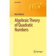 Algebraic Theory of Quadratic Numbers by Mak Trifkovic