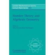 Number Theory and Algebraic Geometry by Miles Reid