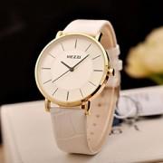 moda concisa relógios temperamento das mulheres (cores sortidas)