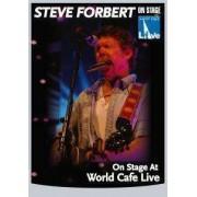 Steve Forbert - On Stage At World Cafe (0707787611978) (1 DVD)