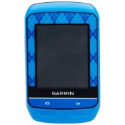 Garmin Edge 510 Bundle HRM Team Garmin GPS Bike Computer, Touchscreen, Comunicazione ANT+ E, Bluetooth, Azzurro/Nero