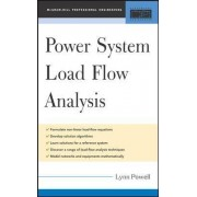 Power System Load Flow Analysis by Lynn Powell