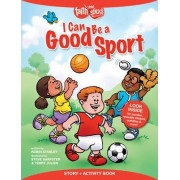 I Can Be a Good Sport Story + Activity Book by Robin Stanley