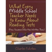 What Every Middle School Teacher Needs to Know About Reading Tests by Charles Fuhrken