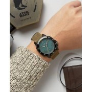 Nixon X Star Wars Cassian Ranger Leather Watch - Brown