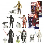 Hasbro - Star Wars Episode 7 Forest and Space Mission Figures (32638295)