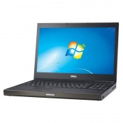 "Notebook Dell Precision M6800, 17.3"" Full HD, Intel Core i7-4940MX, K5100M-8GB, RAM 32GB, SSHD 1TB, Linux, Negru"