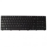 Acer Aspire 5410 keyboard NO AZERTY Pan Nordic Nero