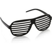 Gio Collection Aviator Sunglasses(Black)
