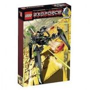Lego Exo Force 8104 - Shadow Crawler with Devastator Robot Pilot Minifigure and Skeleton