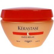Kerastase Nutritive Oleo Relax Masque for Dry Rebelliou Hair 500ml W Maska do włosów Do włosów suchych