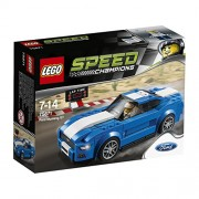 LEGO - 75871 - Speed Champions - Jeu De Construction - Ford Mustang GT