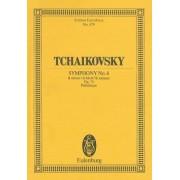 Tchaikovsky: Symphony No. 6 by Peter Ilych Tchaikovsky