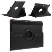 Zwarte 360 Graden Draaibare Hoes Samsung Galaxy Tab S 10.5