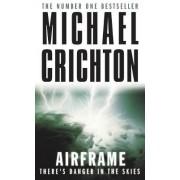 Airframe by Michael Crichton