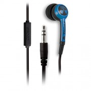 iFrogz Audio - Ear Pollution EPD33-BLUEBLACK Plugs (Blue-Black)