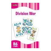 Division War (Flash Cards)