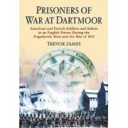 Prisoners of War at Dartmoor by Trevor James