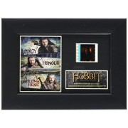 Filmcells Hobbit an Unexpected Journey Minicell Framed Art, S4