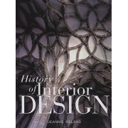 History of Interior Design by Jeannie Ireland