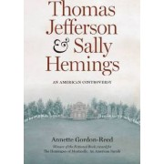 Thomas Jefferson and Sally Hemmings by Annette Gordon-Reed