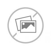 Rainbow Sarong Beach Wrap Pareo Dress Skirt or Shawl Light Blue