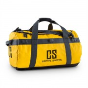 Capital Sports Journ Bolsa de deporte 60l Cilíndrica Impermeable Robusta Amarill