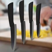 Keramische Messenset (4 stuks)