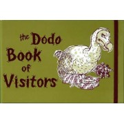 Dodo Book of Visitors by Rebecca Jay