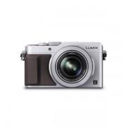 Aparat foto Panasonic Lumix DMC-LX100 12 Mpx zoom optic 3.1x Argintiu