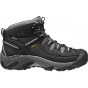Keen Targhee II Mid - Black/Drizzle - Trekking Stiefel US 9
