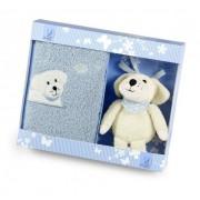 Geschenkset Hardy der Hund Kinderhandtuch + Mini Spieluhr - STERNTALER 9701627