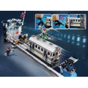 Lego 4855 - Spider-Man Sauve Un Train