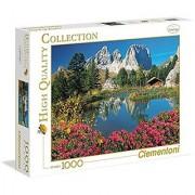 Clementoni High Quality Collection-Passo Pordoi Jigsaw Puzzle (1000 Piece)