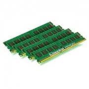 Memorie Kingston ValueRAM 32GB (4x8GB) DDR3, 1333MHz, PC3-10600, CL9, Quad Channel Kit, KVR1333D3N9HK4/32G