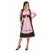 Widmann 73452 - Costume Donna Bavarese Taglia M_73452, incl. grembiule