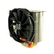 Scythe Ashura Heatpipe - Ventola per PC in alluminio/rame AMD Intel