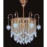 Pendant crystal chandelier 6080 01/01-3635S