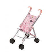 Zapf 822302 - Baby Born Stroller New, multicolor